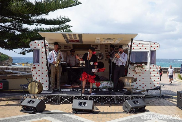March into Merivale -  Coogee Foreshore Festival (5)