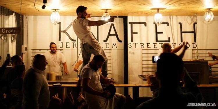 Knafeh Jerusalem Street Food (1)
