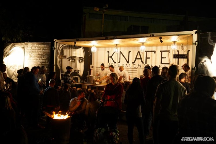 Knafeh Jerusalem Street Food (5)