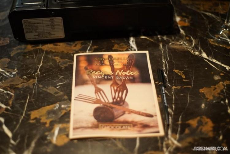 Signorelli Gastronomia - Death by Chocolate Vincent Gadan  (67)