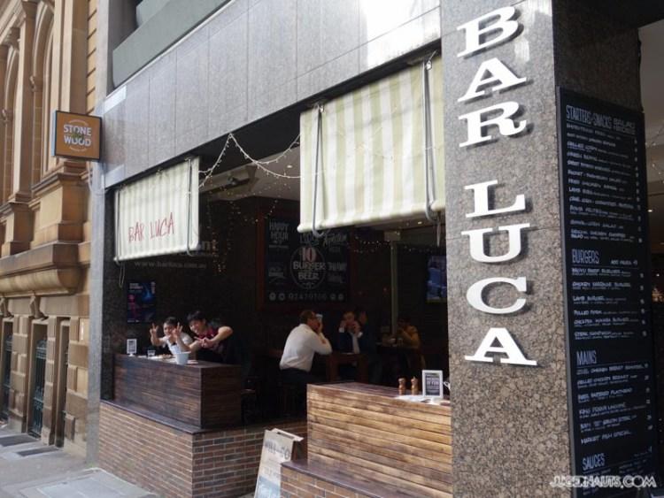 Bar Luca Sydney CBD (4)