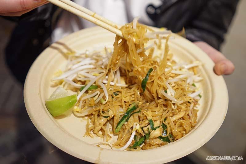 Alex S Thai Food Menu