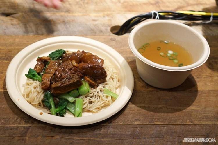 Hong Kong Diner Kopi-tiam Spice Alley (13)