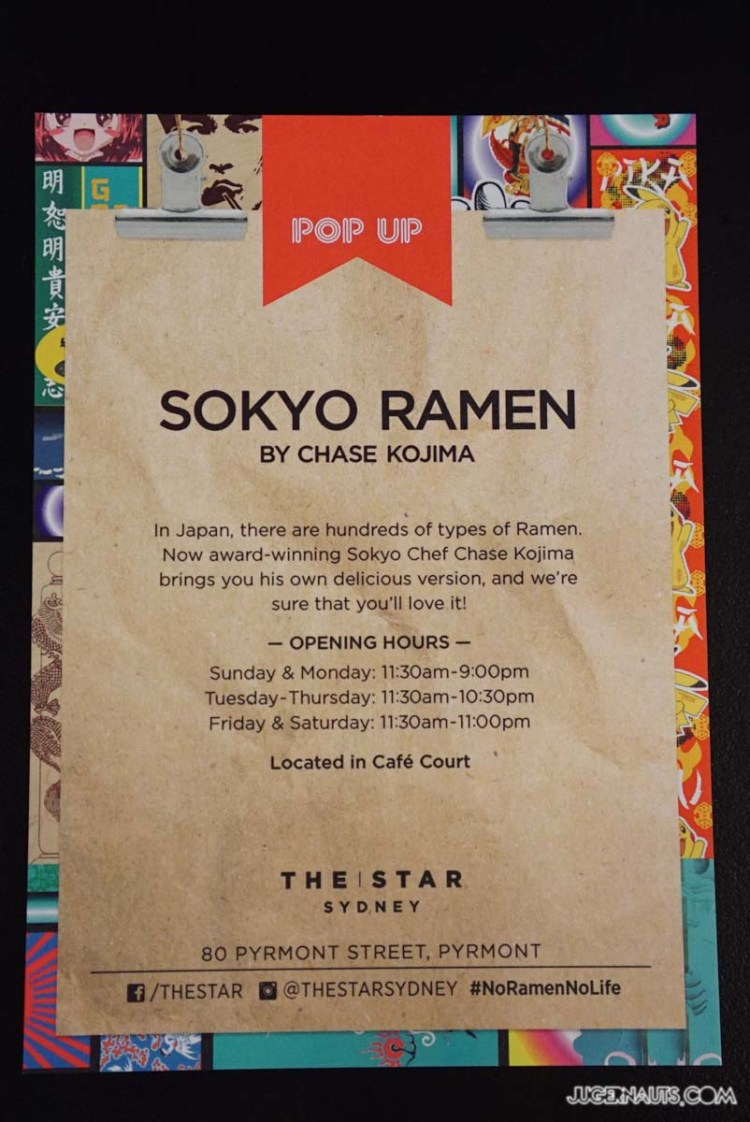 Sokyo Ramen - Chase Kojima - The Star Sydney (9)