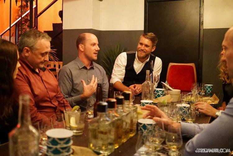 Barrio Cellar Tequila Tasting Stuart Reeves (3)