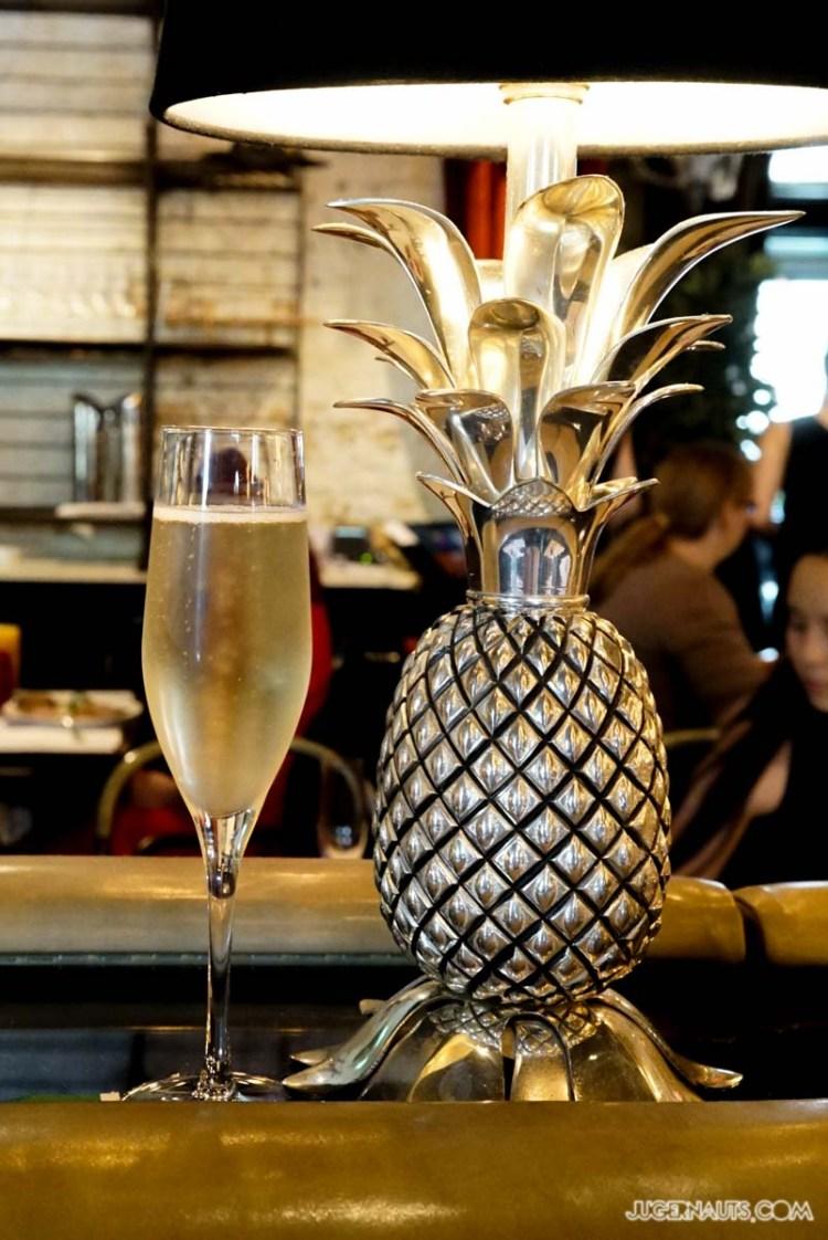 Brasserie Ananas Halloween Champagne Brunch (16)
