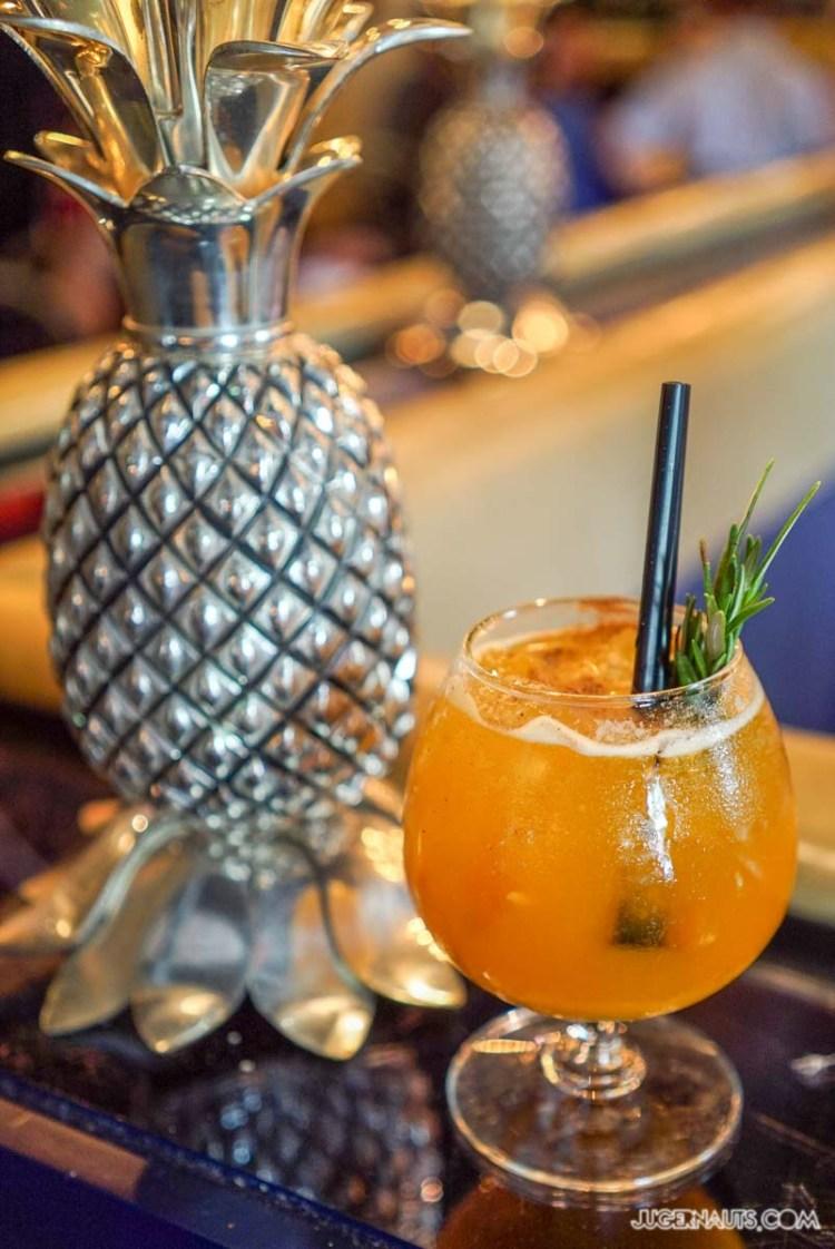 Brasserie Ananas Halloween Champagne Brunch (8)