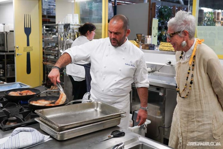 Ozharvest Kitchen Tables Guillaume Brahimi (6)