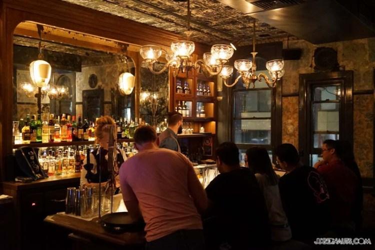 John Merivale jandM J M Whisky Bar (4)