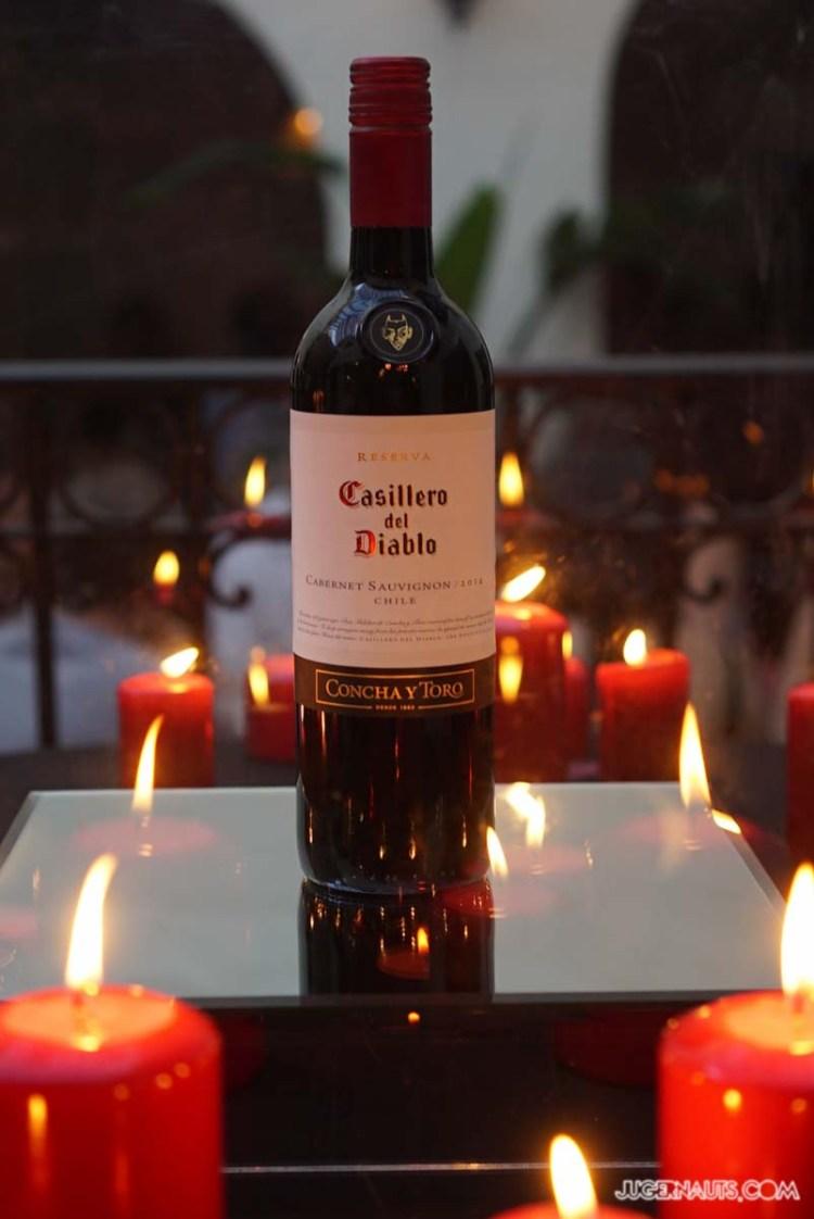 Casillero del Diablo Chilean Wines Porteno Jugernauts (2)