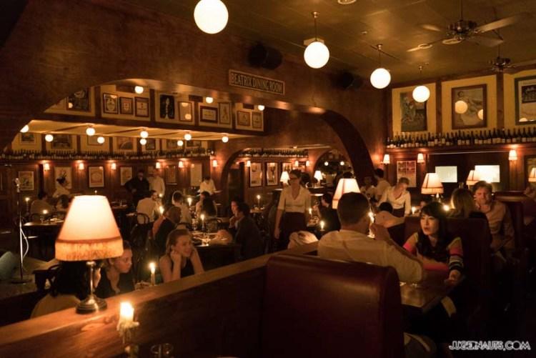Restaurant Hubert Review - Sydney Jugernauts (2)