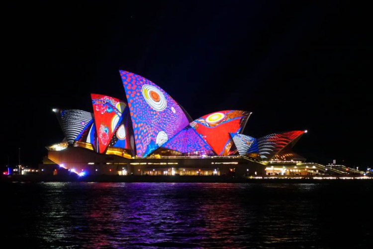 Hilton Sydney Vivid Sydney (14)