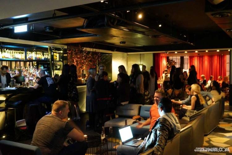 Gilt Lounge QT Sydney CBD (4)