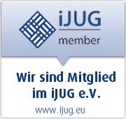 Wir sind Mitglied im iJUG e.V.