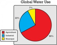 Global water use