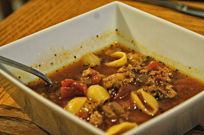 Zesty Crockpot Italian Pasta Soup – Juggling Real Food and Real Life