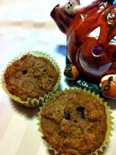 Easy Real Food Recipes: Pumpkin Spice Muffins