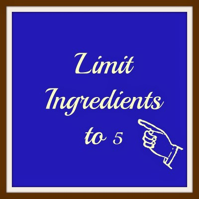 The Real Food Experience ~ Limit Food Ingredients Week 2 – Juggling Real Food and Real Life