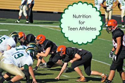 Nutrition - Teen - Athletes