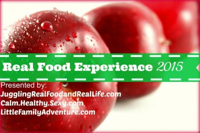 #RealFoodExperience2015