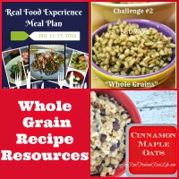 Whole Grain Recipe Resources