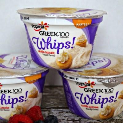 Sneak Peek: 3 Easy Dessert Recipes Using Yoplait Greek 100 Whips