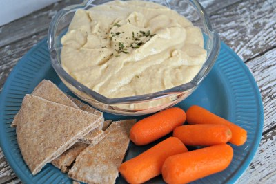 Horseradish Hummus