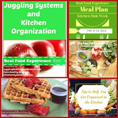 Juggling Systems and Kitchen Organization Resources