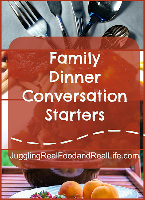 Family Dinner Conversation Starters: Host a Technology Dinner