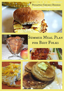 Summer Meal Plan