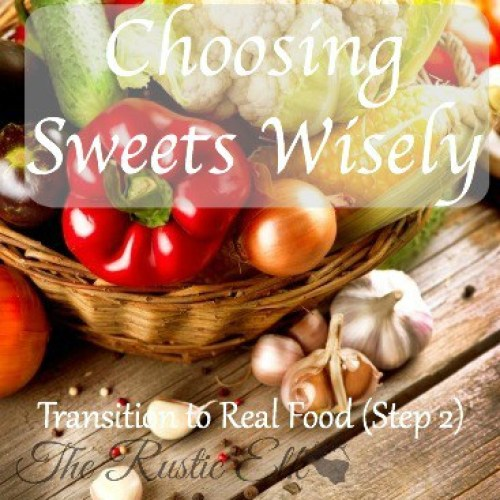 Choosing Sweets Wisely