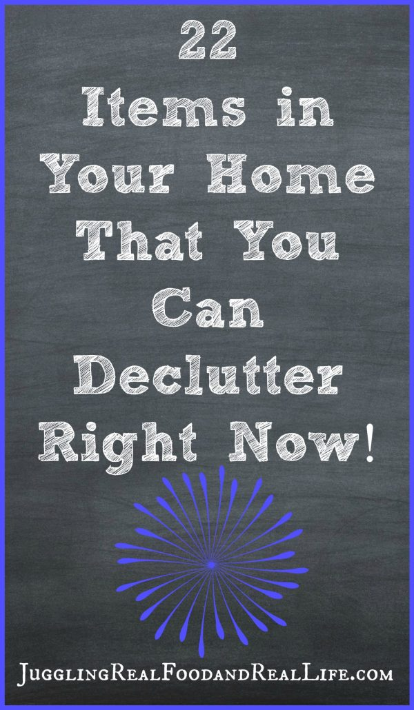 22-Items-to-Declutter