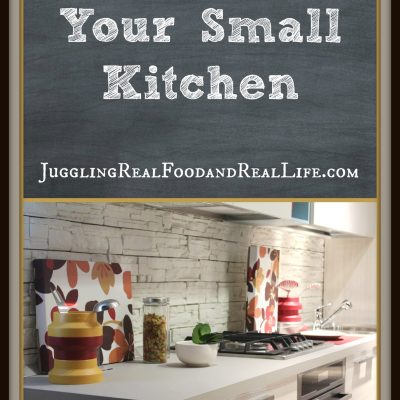 Decluttering Your Small Kitchen