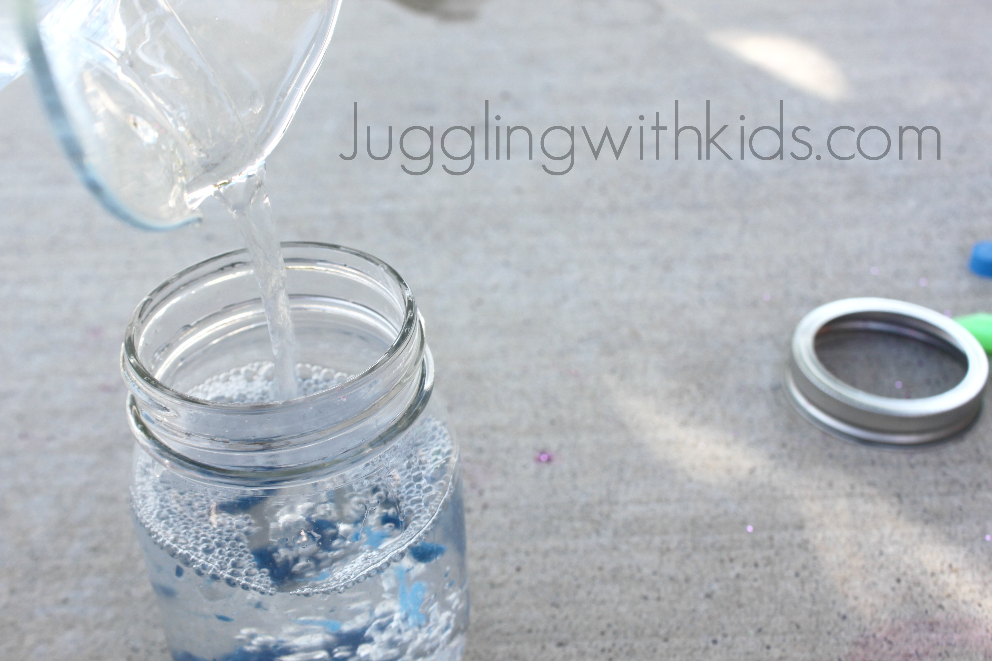 Mind Jar Juggling With Kids