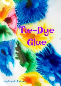 pinterest cover tie dye glue