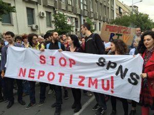 Novi Sad protesti 1
