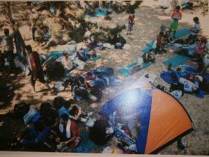Presevo izbeglicki centar 1
