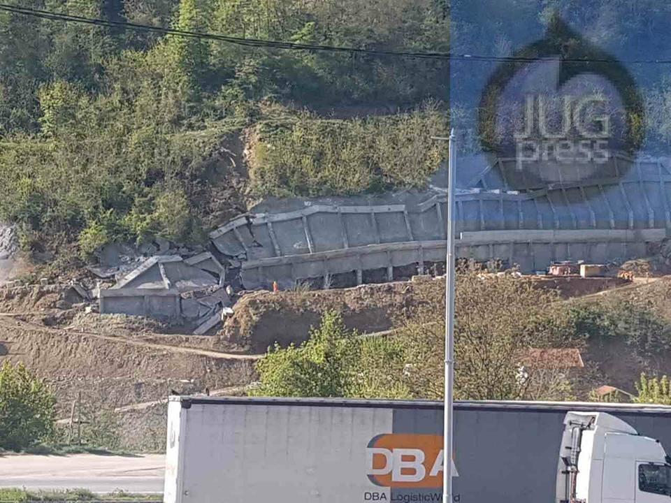 Koridori Srbije: Poseban ekspertski tim za kosine u Grdeličkoj klisuri