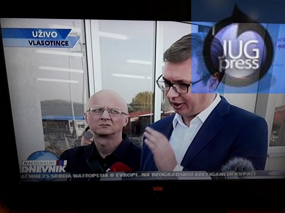 Vučić :Otkud ja znam što je smenjen Miki Mihajlović?