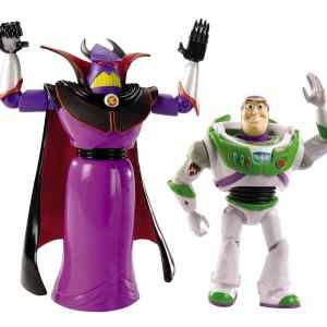 Buzz y Zurg Toy Story