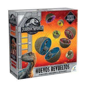 Huevos Revueltos Jurassic World 2 Novelty