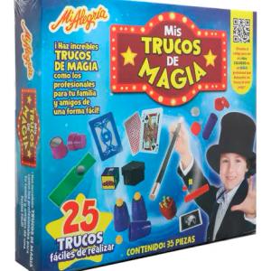 Kit Mis Trucos De Magia Didáctico