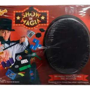 Show De Magia Con Sombrero Kit Juguete Mi Alegria