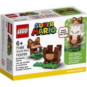 Mario Tanuki Lego Super Mario