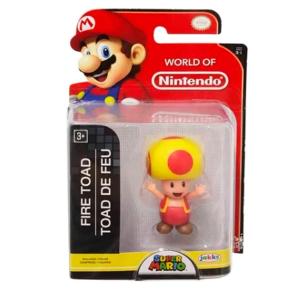 Super Mario World Of Nintendo Fire Toad