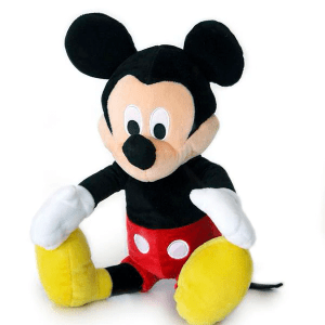 Mickey Mouse Peluche Original