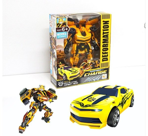 Carro Transforme