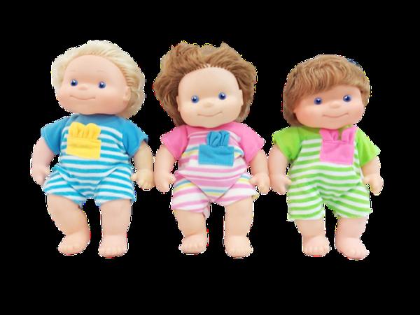 Muñeca Mellizos