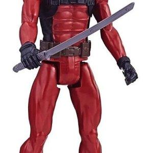 Muñeco Marvel Titan