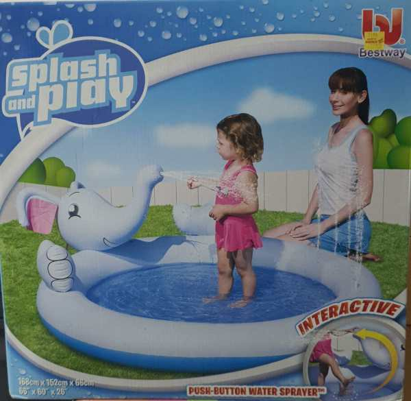 piscina splash